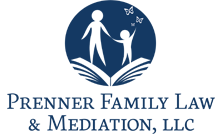 Prenner Family Law and Mediation Header Logo